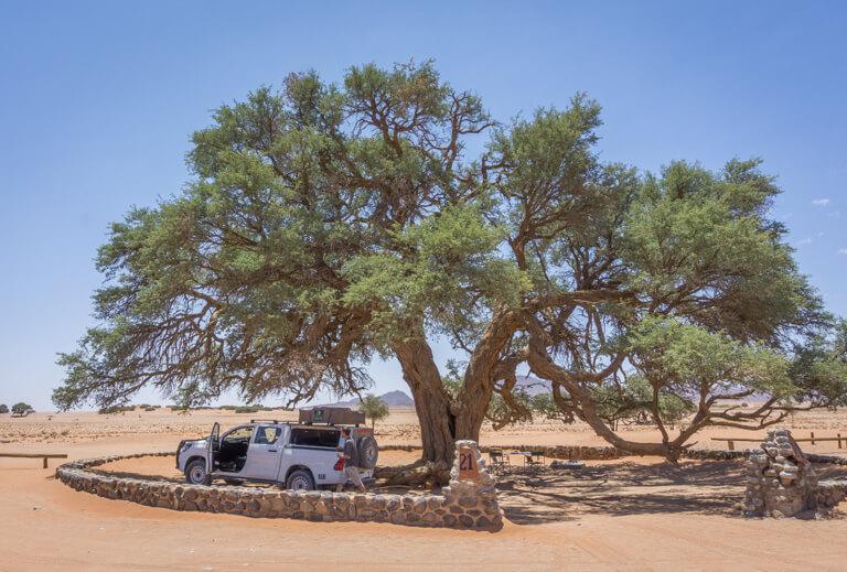 Campingplatz Sesriem