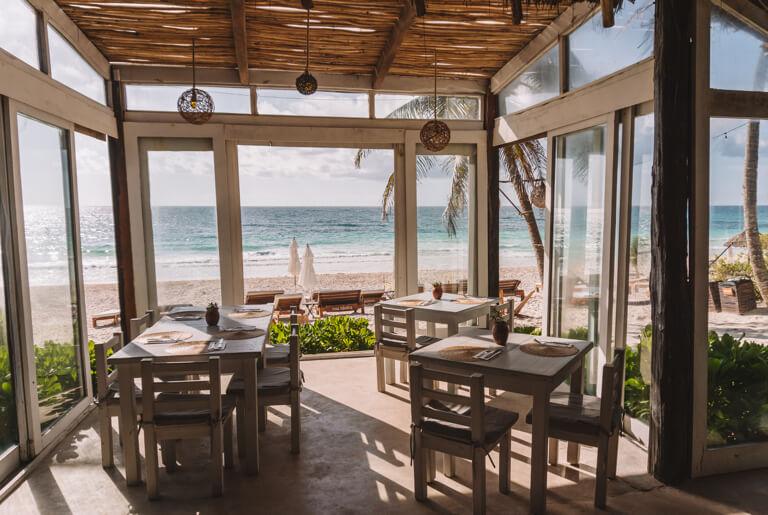 Casa Violeta Tulum Restaurant