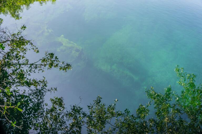 Cenote Mexiko