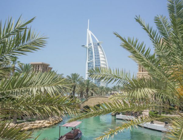 Dubai Highlights Burj al Arab