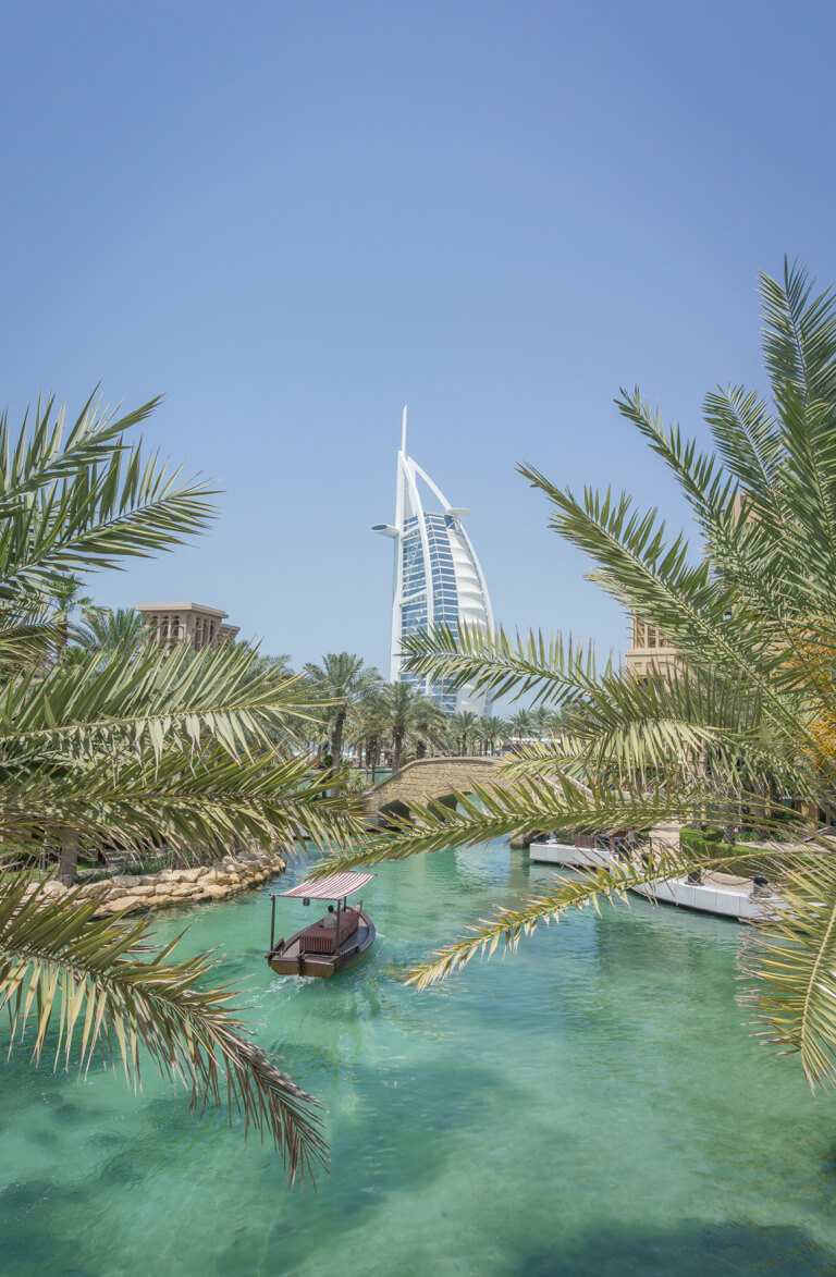 Dubai Highlights Burj al Arab