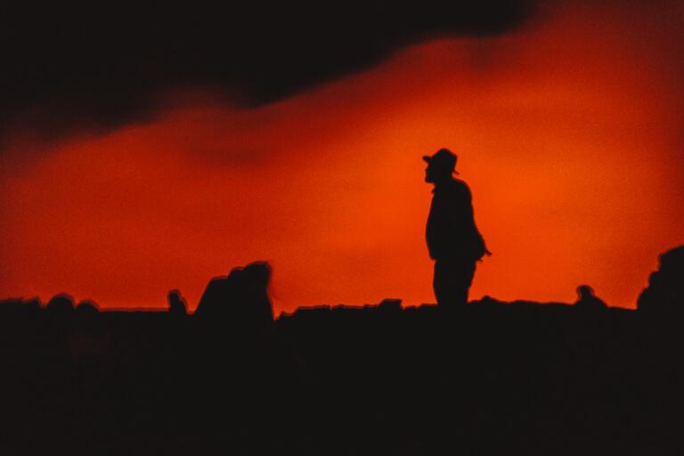 Erta Ale Vulkan Lavasee