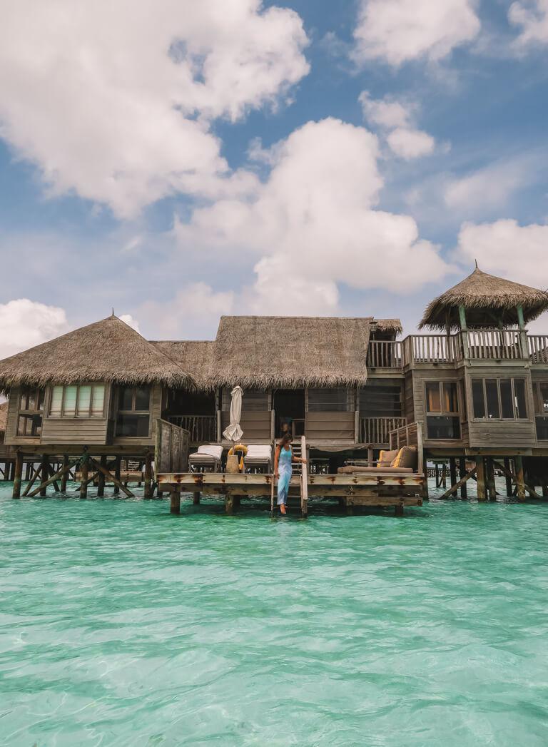 Gili Lankanfushi Resort Over Water Villa Lagune