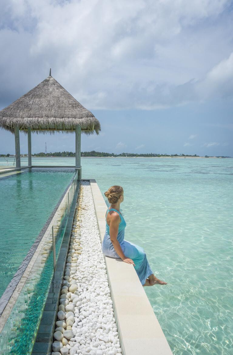 Gili Lankanfushi Resort Pool
