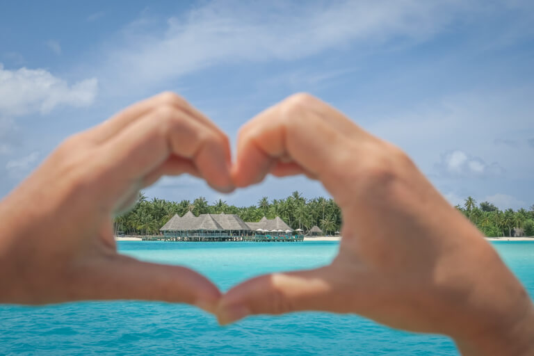 Gili Lankanfushi Resort Schoenste Insel Malediven