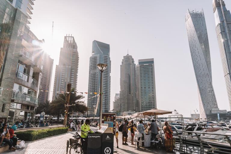 Highlights Dubai Marina