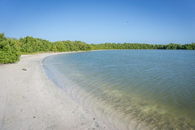 Isla Holbox Mexiko Punta Cocos