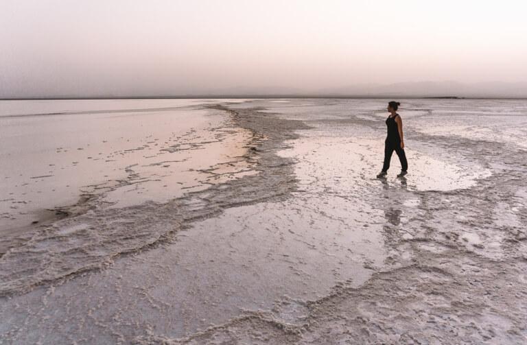 Karumsee Aethiopien Danakil Senke