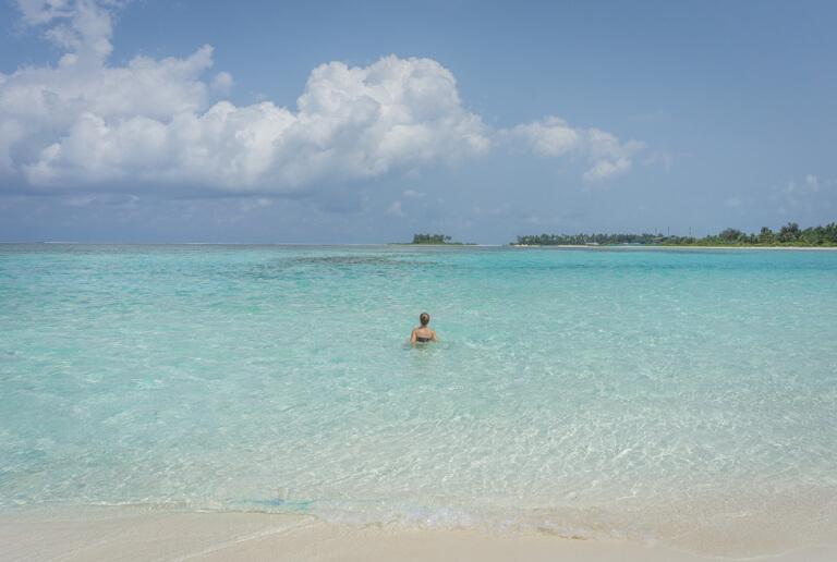 Kuda Finolhu Malediven Inseln