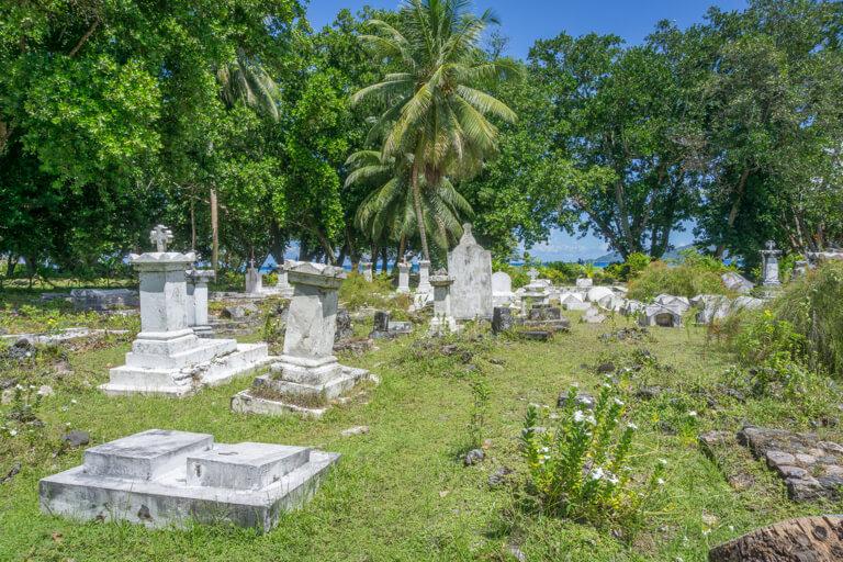 L Union Estate Friedhof