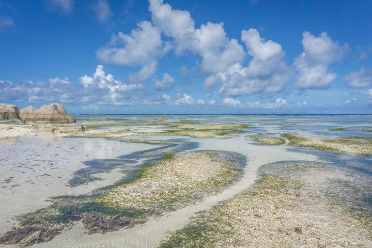 La Digue Seychellen Anse Source d Argent