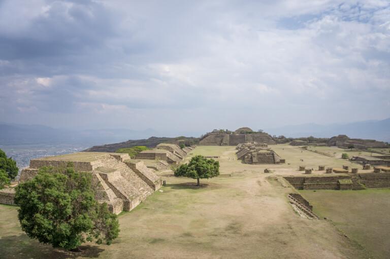 Mexiko Monte Alban