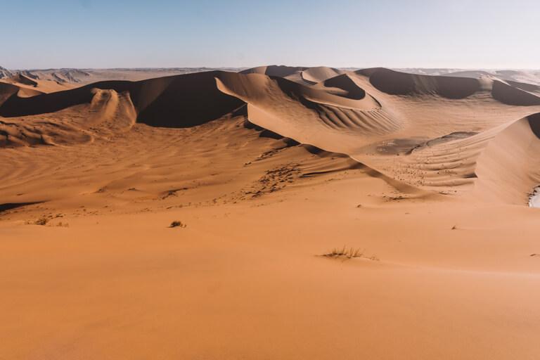 Namib Sandmeer Big Daddy Duene