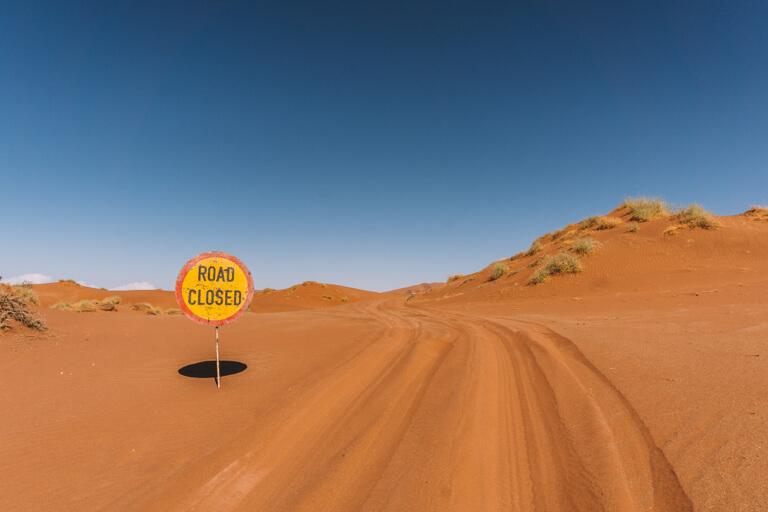 Namib Wueste Namibia