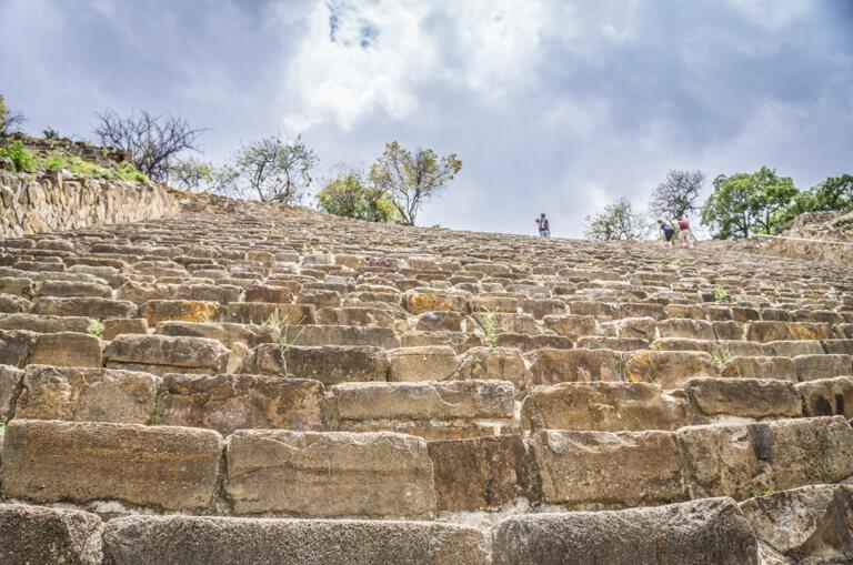 Oaxaca Mexiko Monte Alban