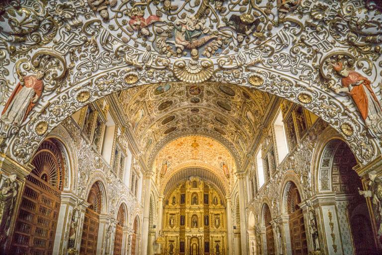 Oaxaca de Juarez Kirche von Santo Domingo de Guzman