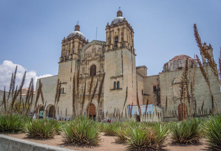 Oaxaca de Juarez Mexiko Kirche von Santo Domingo de Guzman