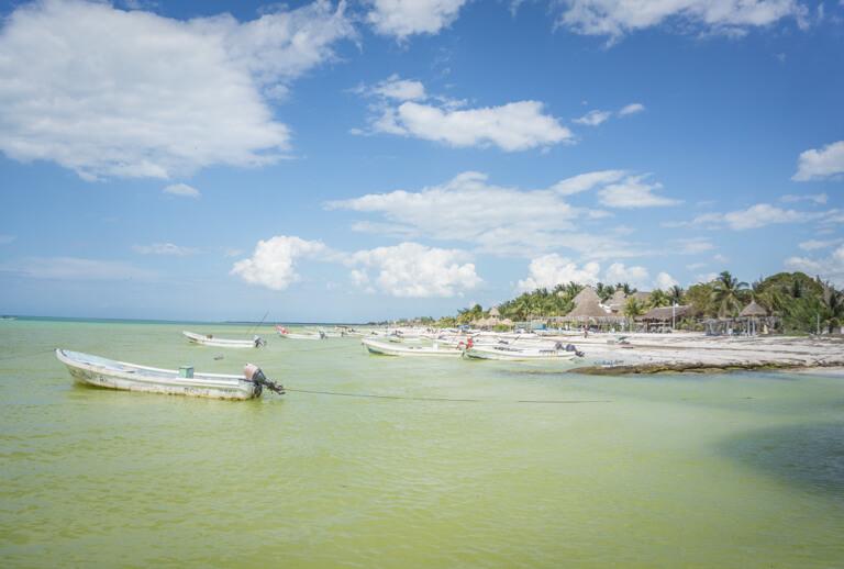 Playa Holbox Insel Mexiko
