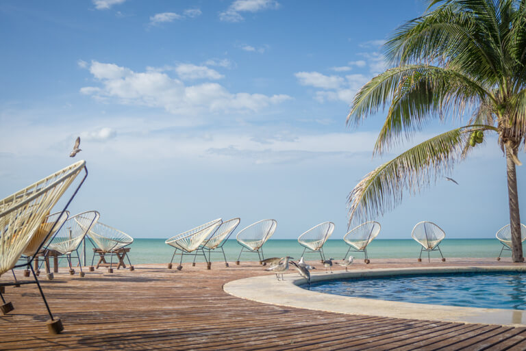Playa Holbox Mexiko Hotel