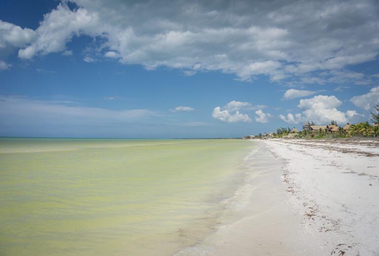 Playa Holbox Mexiko Strand