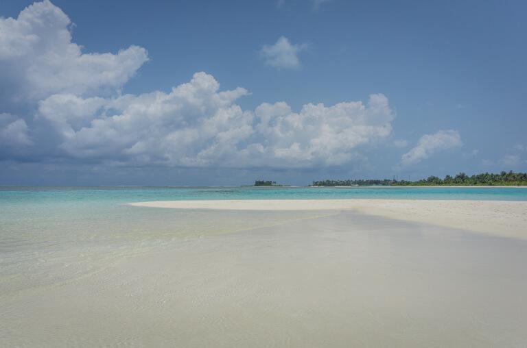 Schoenste Insel Malediven Kuda Finolhu