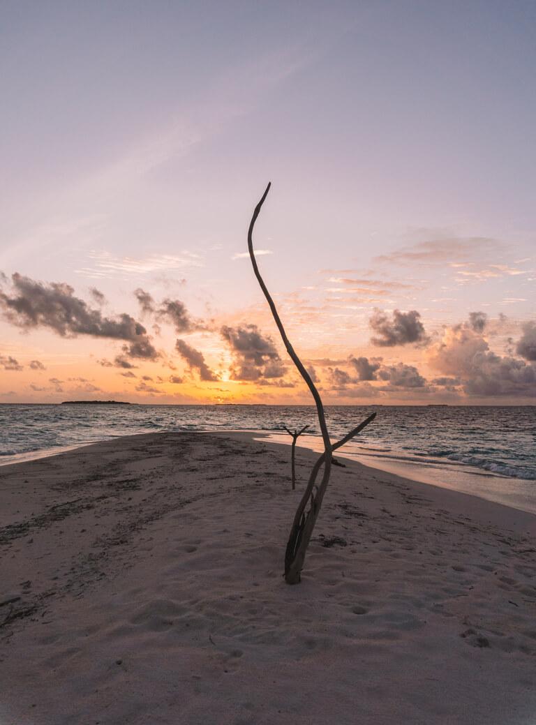Schoenste Insel Malediven Reethie Beach Resort