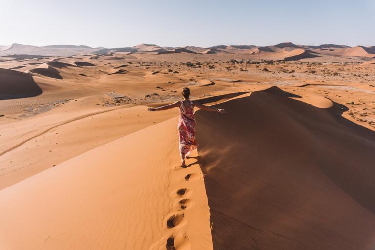 Sossusvlei Namibia Big Daddy Namib Naukluft