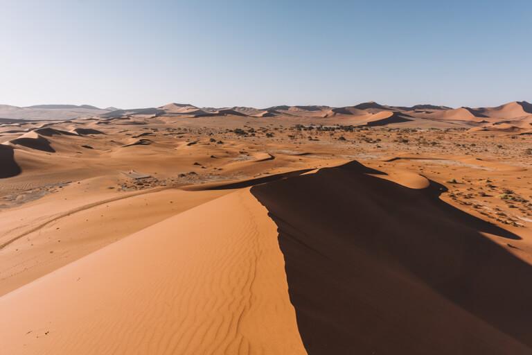 Sossusvlei Namibia Big Daddy Sandmeer