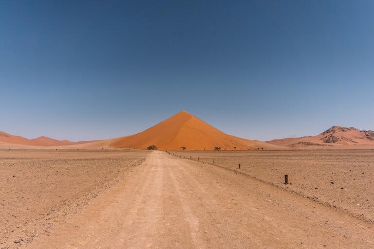 Sossusvlei Namibia Duene 45