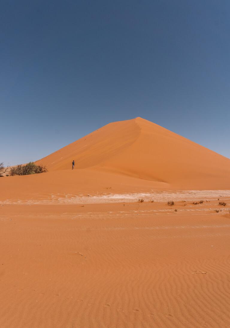 Sossusvlei Namibia Duene