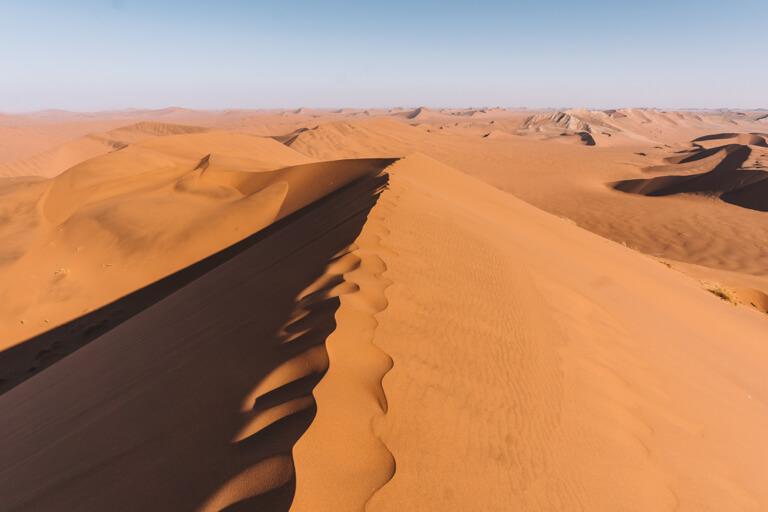 Sossusvlei Namibia Duenen