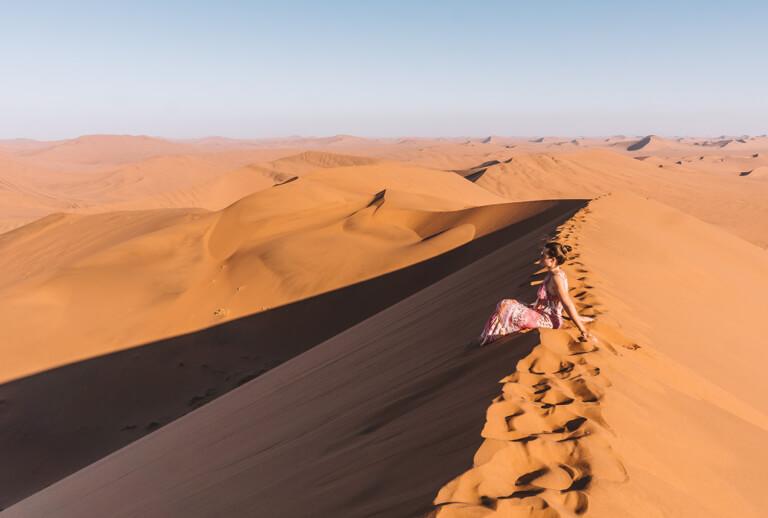 Sossusvlei Namibia Namib