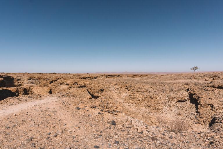 Sossusvlei Namibia Sesriem Canyon Wueste