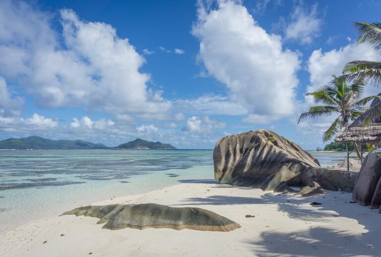Strand Indischer Ozean