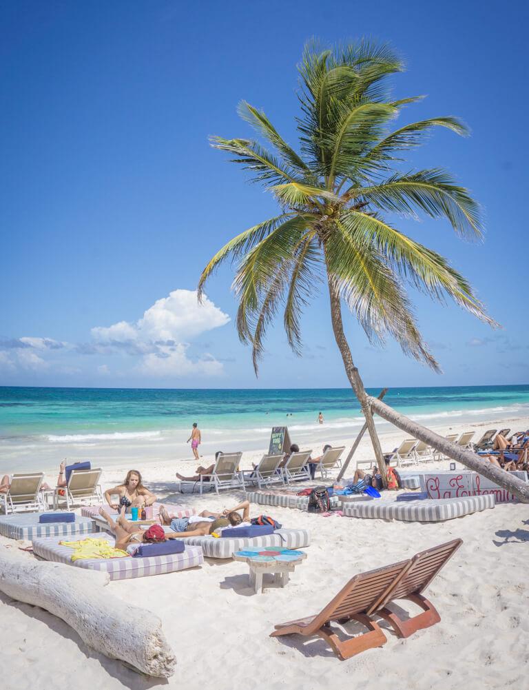 Taqueria La Eufemia Paradise Beach Tulum