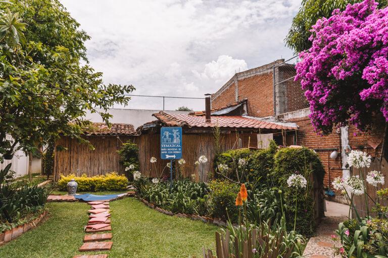 Temazcal Mexiko