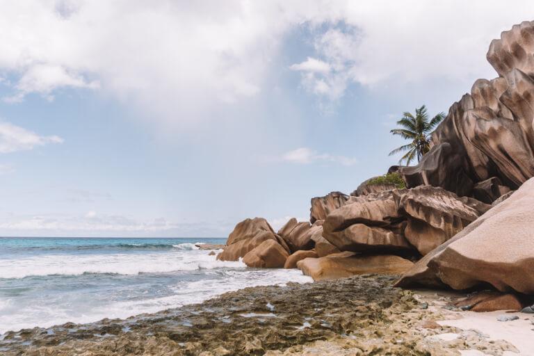 Traumstrand Indischer Ozean