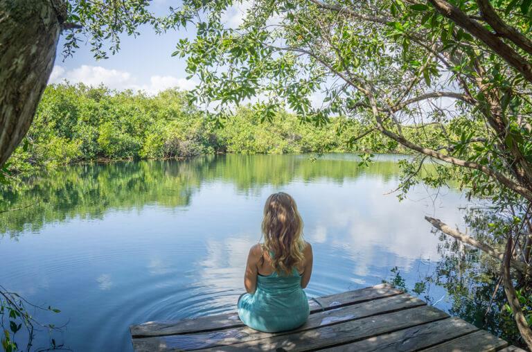 Tulum Sehenswuerdigkeiten Cenote