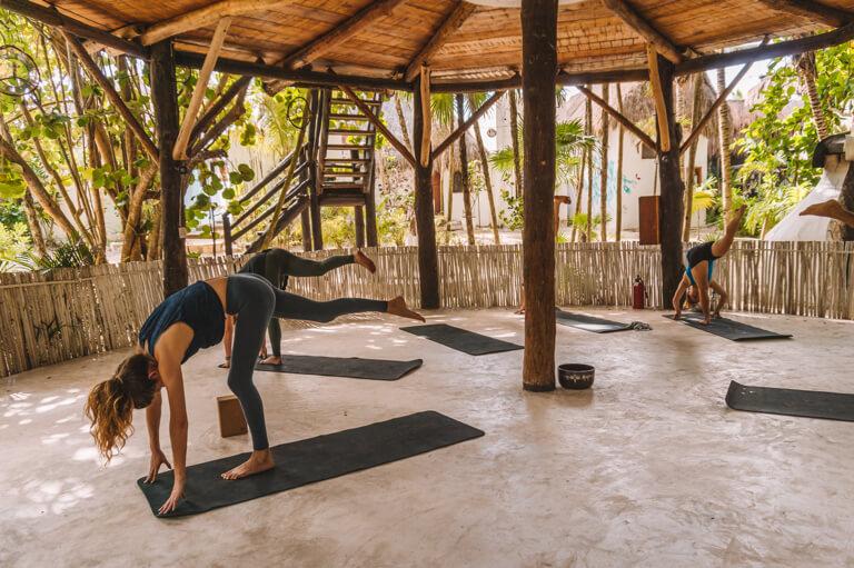Yoga Casa Violeta Zona Hotelera