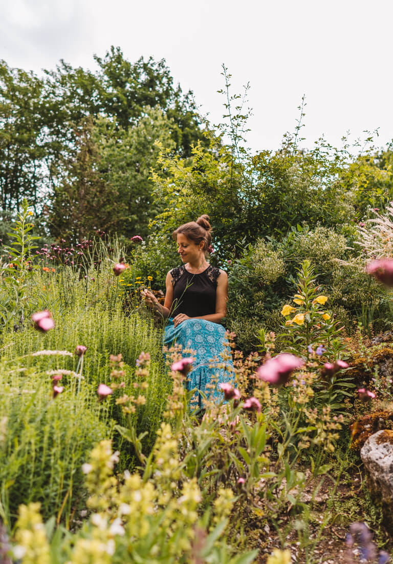 Aromagarten Blumen