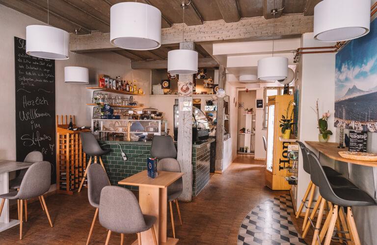 Cafe Estefania Fruehstueck Erlangen