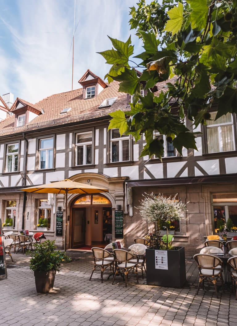 Cafe Mengin Franken