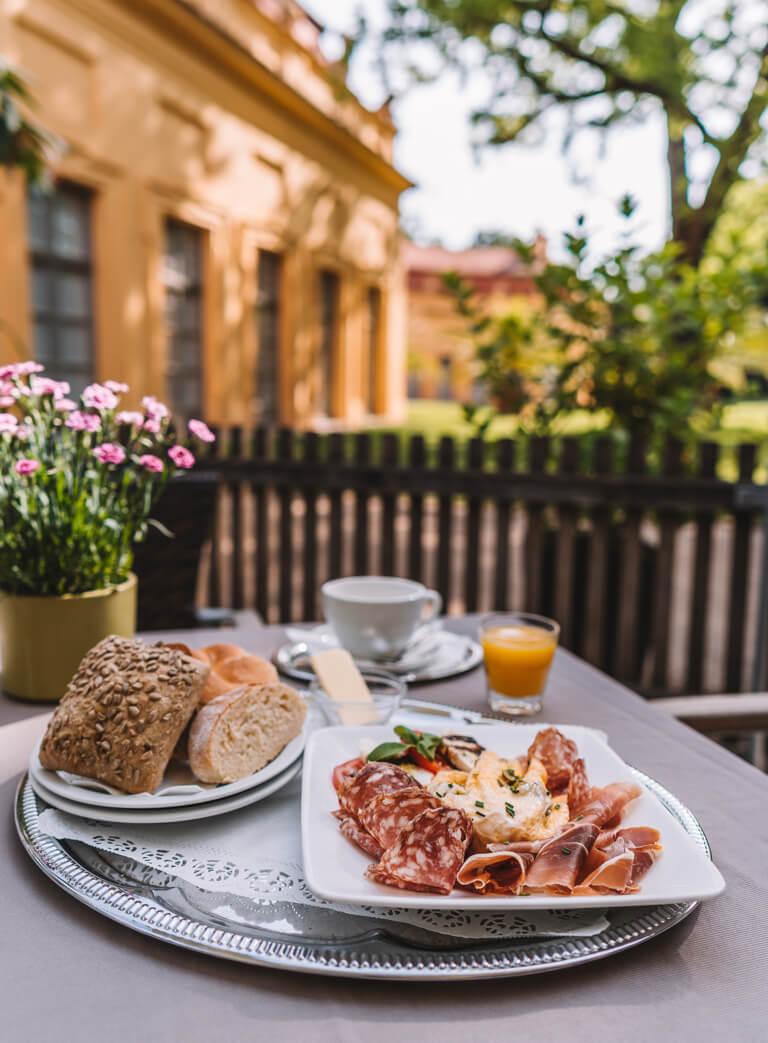 Cafe Mengin Fruehstueck