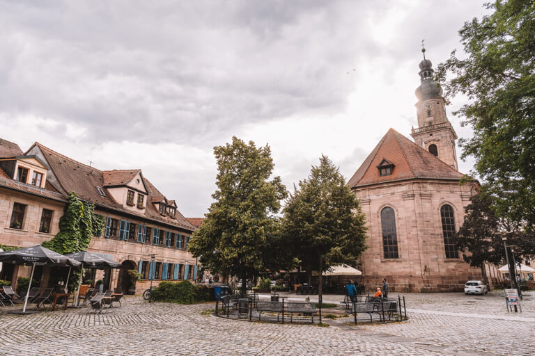 Erlangen Franken
