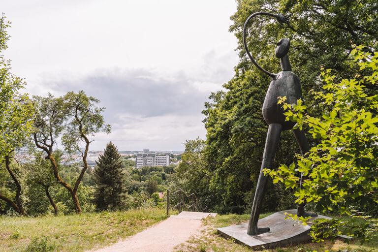 Erlangen Sehenswuerdigkeiten Skulpturengarten