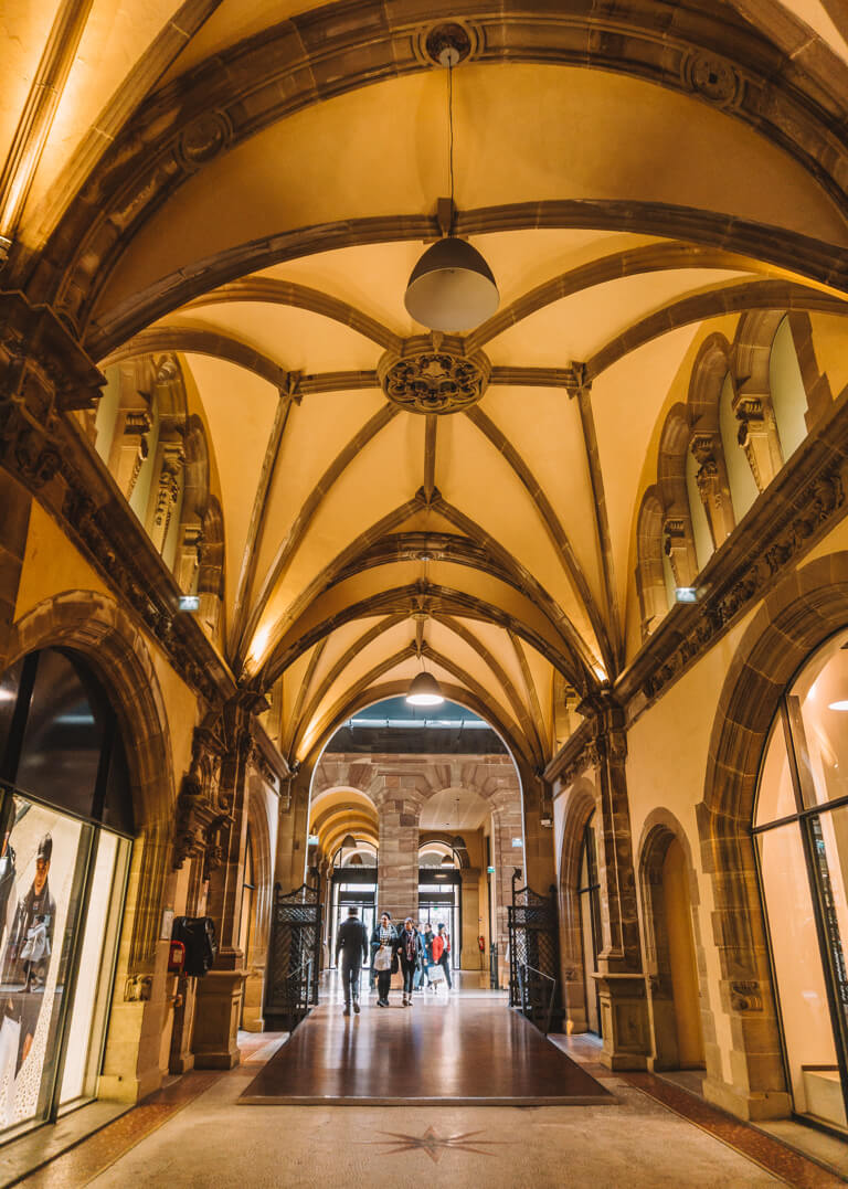Grande Ile Strassburg Galerie