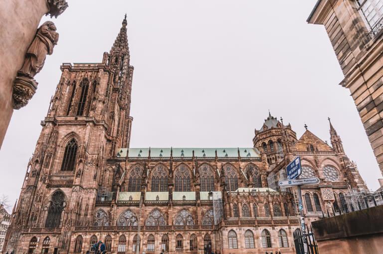Liebfrauenmuenster zu Strassburg