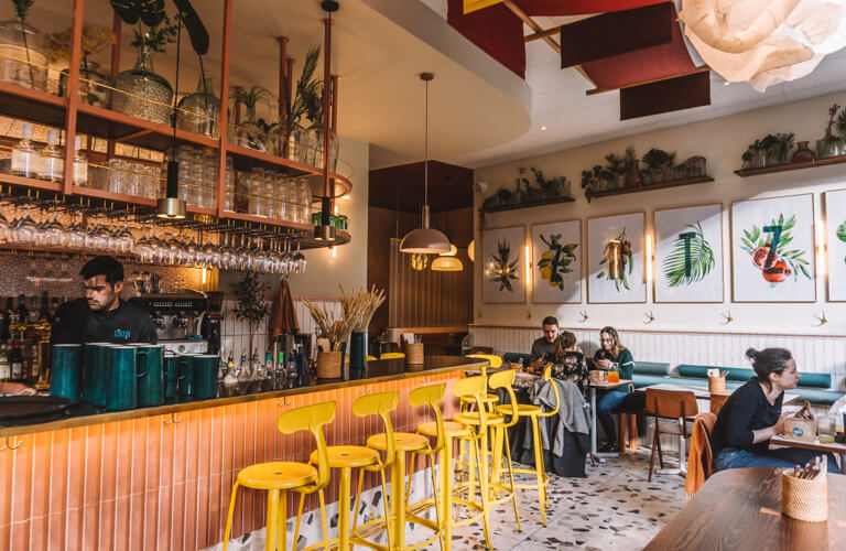 Restaurant Strassburg Tzatzi