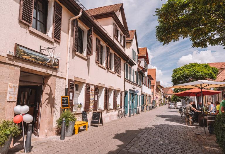 Schiffstrasse Erlangen