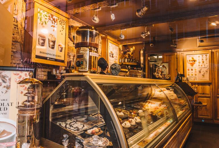 Strassburg Amorino Delikatessen